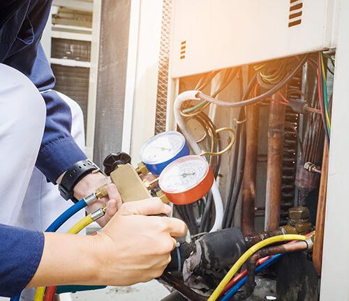 Glendale Heat Exchanger Inspections